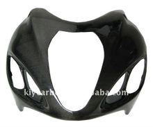 carbon fiber motorcycle parts Upper Fairing High quality performance perfect fitting