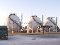 The top class supplier of LPG spherical tanks/sphere in China