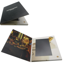 10.1 Electronic Video Greeting Card Module, LCD Advertising Card, Video Brochure
