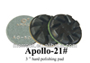Apollo Abrasive Diamond Polishing Pad Marble Hard Polishing Pad Concrete Grinding Disc