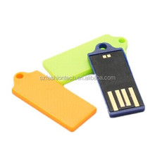 ultra slim flash drive usb customize high quality mini usb flash drive