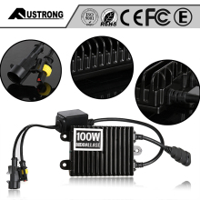 Hid adjustable 100w slim canbus hid xenon ballast