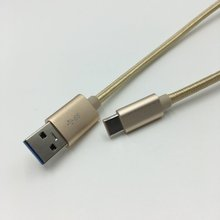 Shenzhen factory High speed USB 3.0 Type c data cable