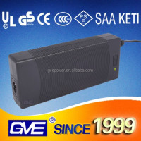 GVE Various plug black 12v 10a ac dc power adapter for cell phone