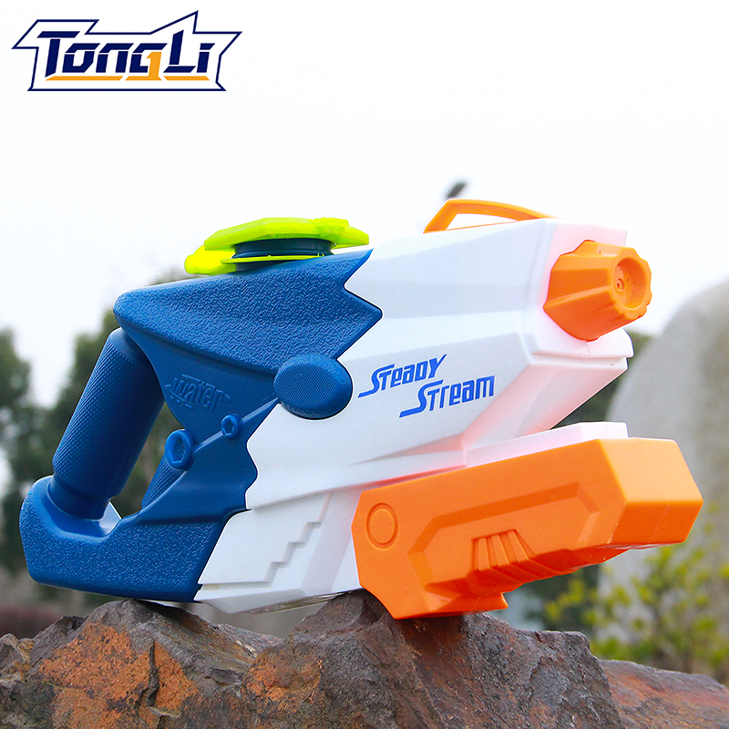 Summer vacation kids toys super power plastic durable water <strong>gun</strong>