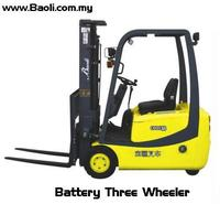 Baoli Battery 3 Wheeler