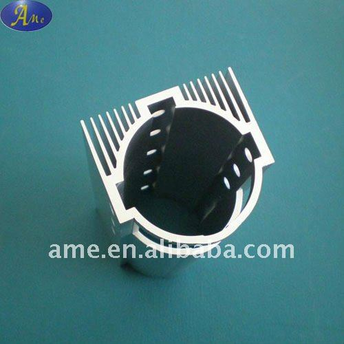 extrusion aluminium led street light heatsink