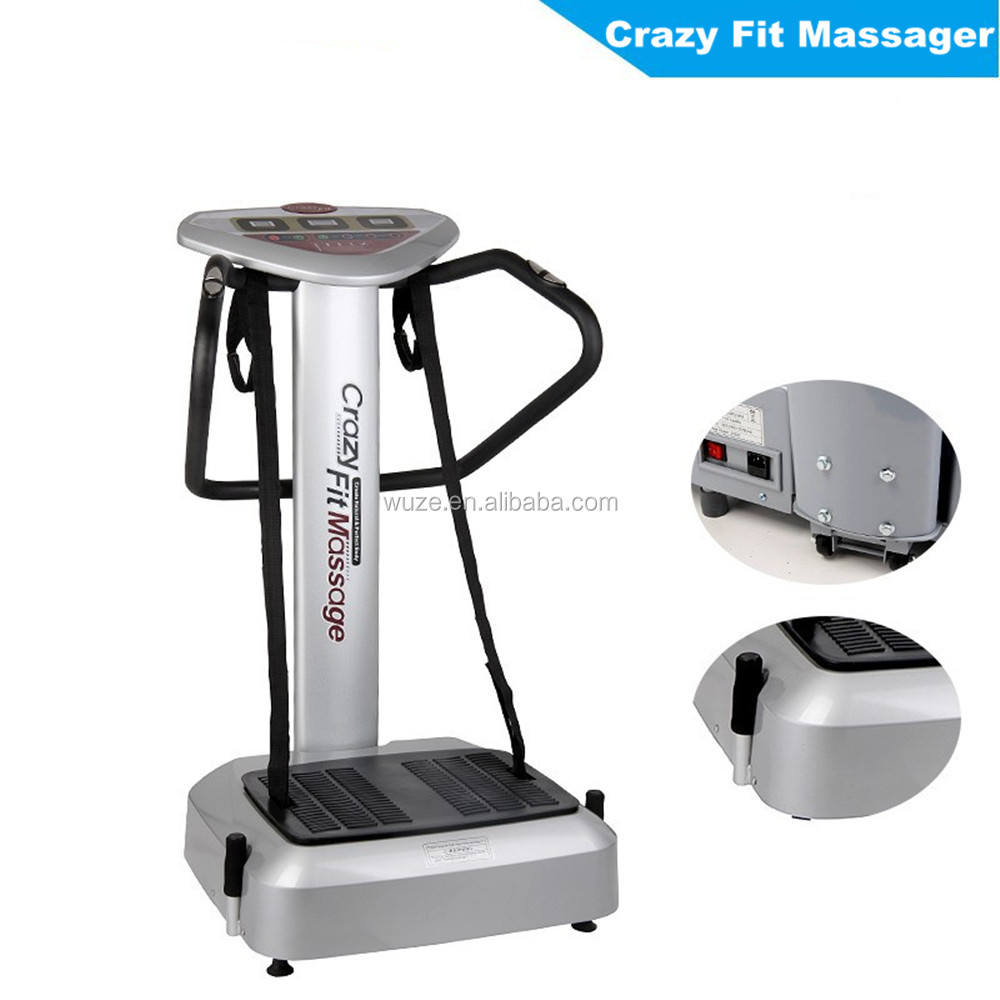 exercise equipment vibration machine