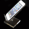 clear acrylic phone holder mobile phone display stand