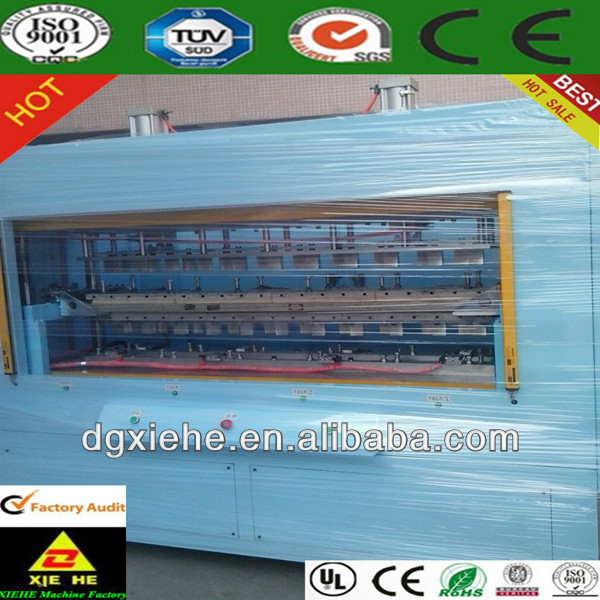 Automatic car bumper welding machine for automotive industry