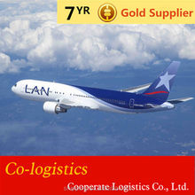 Reliable china to global countries cheap air freight rates for carter's baby clothing from China to Spain---Apple