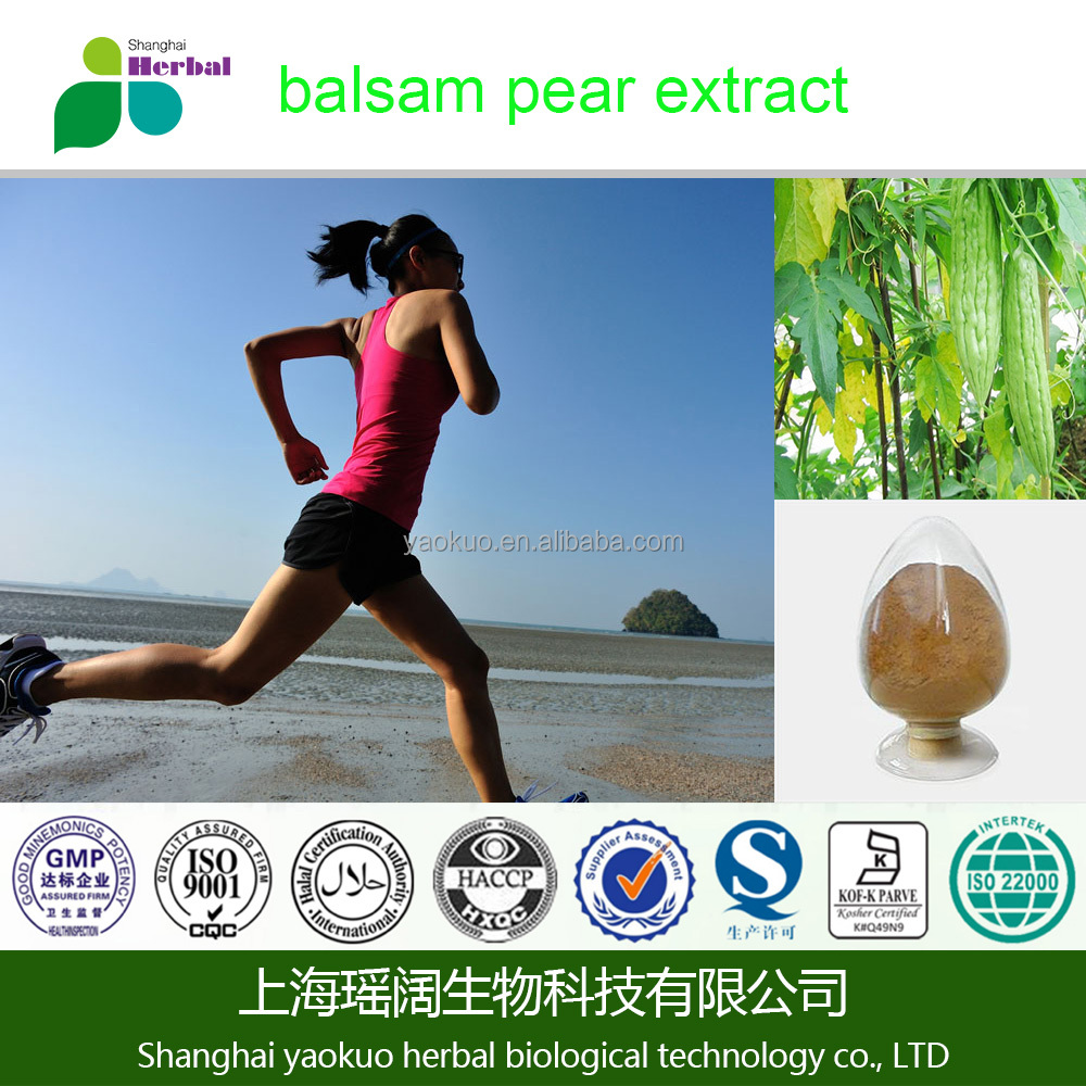 bitter melon/balsam pear powder