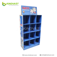 large paper display counter stand and portable book display