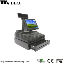 Hot sale factory cash register counter complete POS OEM