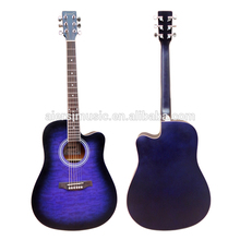 "hot sale & high quality 40"" cheap acoustic guitar for factory use"