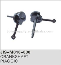 Motorcycle spare parts and accessories motorcycle crankshaft for PIAGGIO