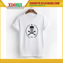 China supplier high quality men's short no name brand t-shirts