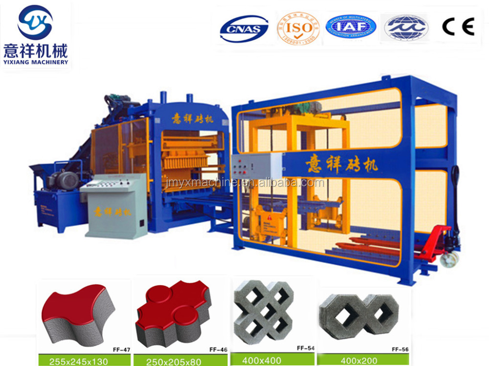 Automatic Soil Clay Brick Making Machine On Sale
