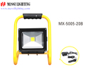 Ningbo zhejiang top selling energy saver ip67 led outdoor flood light 20watt rechargeable flood light