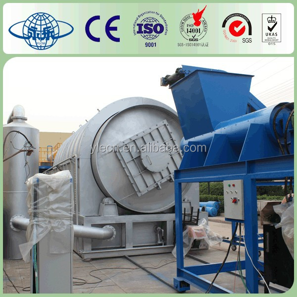 Bottom Price Yongle Brand Recycled Furnace Oil