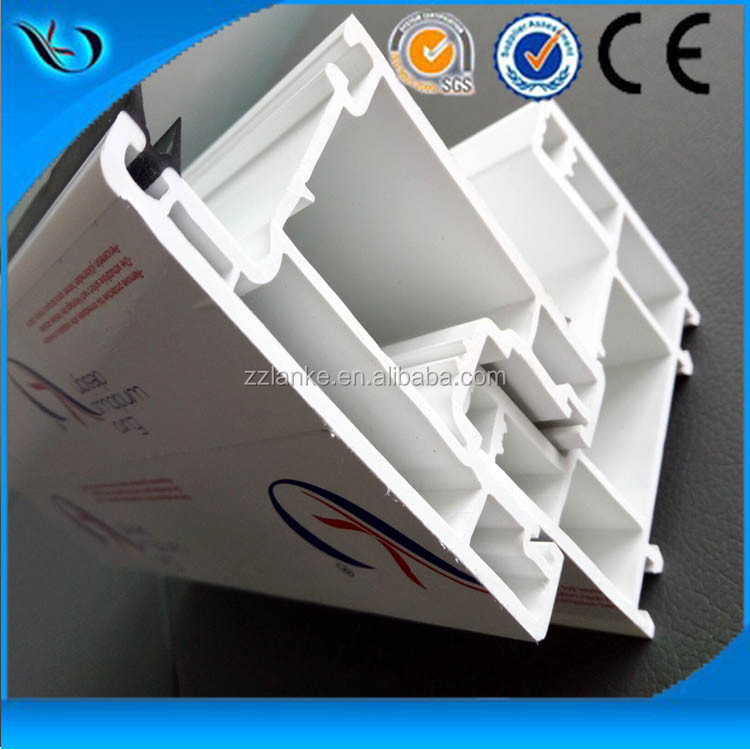 Dimex upvc profile from china