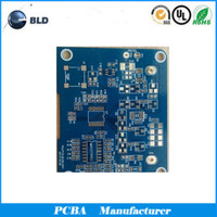 custom PCB, PCB mounting single sided pcb made in china