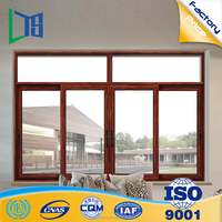 Cheap house windows for sale thermal break price of aluminum sliding window with reasonable