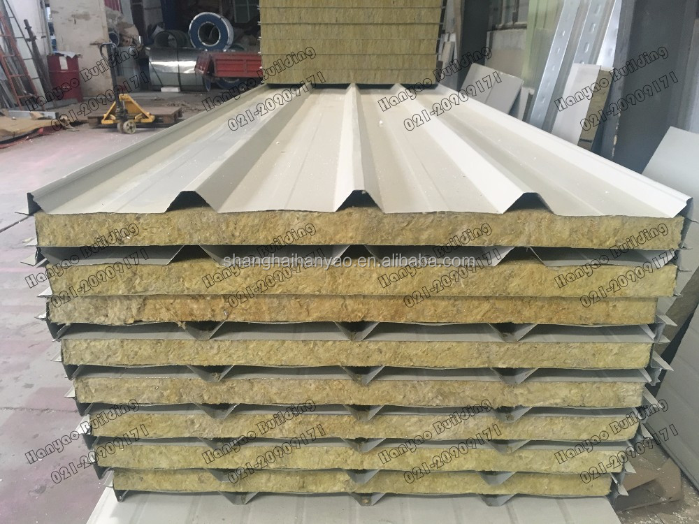 Water Resistance Insulative Wall Sandwich Panel Price