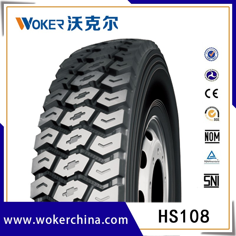 Best Chinese Brand Heavy-duty Truck Tire 700R16 750R16 With Competitive Price