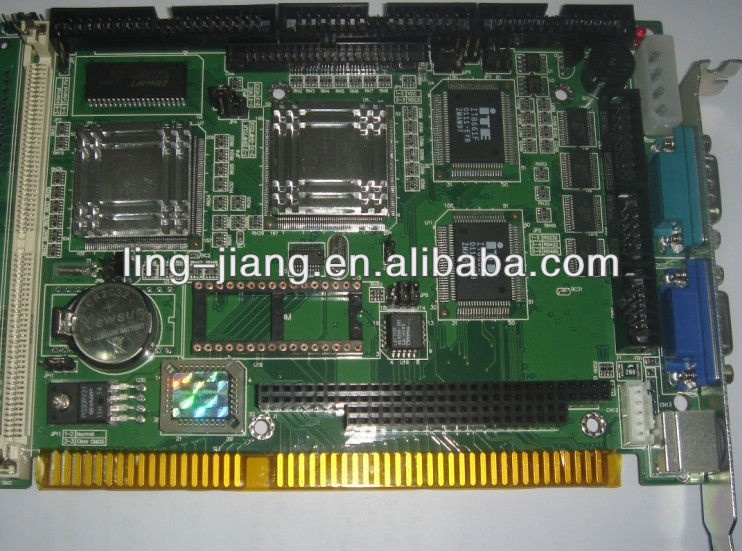 Industrial Half Size Single Board Computer (SBC-357/4M)