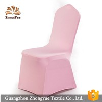 Wholesale spandex red chair cover for hotel/banquet