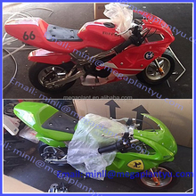 CE 49CC gasoline engine 2 stroke mini motorcycle for sale cheap price