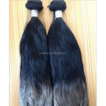Hot!!!Most popular products Balayage color gradient hair wonder wave perm 3T hair