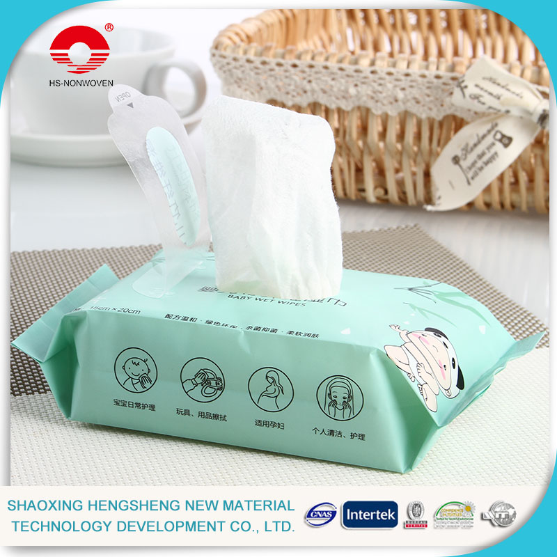 Manufacturer Supply Attractive Price baby wet wipes