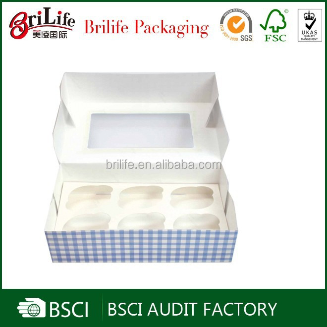 China supplier Hot selling paper packaging cupcake liners