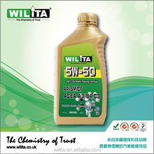 WILITA 5W-50 ACEA SAE Specification Engine Lubricant Motor Oil