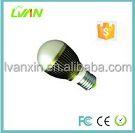high qualaity new style energy saving e27 7w led lighting bulb