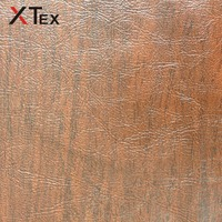 pvc material wood grain synthetic faux leather fabric,vinyl for furniture covering upholstery