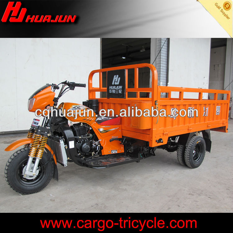 new model cargo tricycle/old fashioned motorcycle 3d model