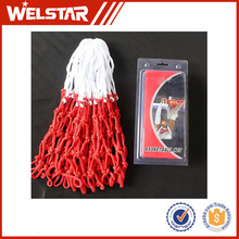 High quality Custom Polyester/Nylon Muti-color Sports Nets Basketball Nets