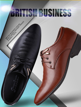2017 New fashion popular genuine leather dress shoes shoes made in portugal