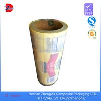 agriculture plastic film for sack nut food,plastic film cpp opp pe ny pet
