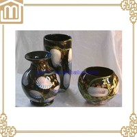 wholesale antique vas hand blown murano glass vases