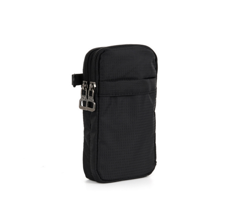 Outdoor Sports Climbing Travel Shoulder mobile phone carry bag/neck hanging phone bag/mobile phone arm bag