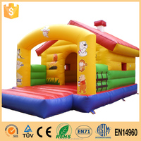 2016 New Design attractive funny inflatable toy for Infants and young children supplies exhibition