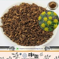 Chai hu herbal extract/radix bupleuri extract/Chinese thorowax root extract