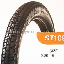 Out sale China brand race motorcycle tyre factory 2.25-16 6PR tire for Yamaha