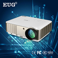portable multimedia projector led projector 3600 lumens hd home digital video beamer for sale