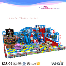 Ocean theme children indoor soft play areas playground equipment,kids play system structure for games