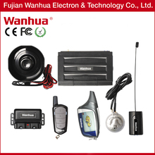 China supplier wireless silent car alarm system for sale